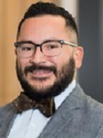 Amaru Sanchez, Morgan Lewis, Life sciences lawyer