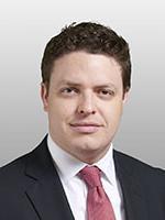 Andrew Garrahan, Public policy attorney, Covington Burling