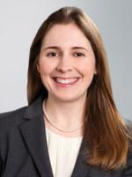Courtney M Bowman, Litigation Attorney, Proskauer, Law Firm