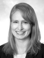 Jenny Harrison, Litigation attorney, Morgan Lewis law firm