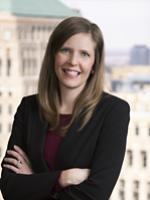 Michelle Olson, Associate Attorney, Vedder Price Law Firm