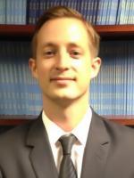 Scott David Harrington, Law Student, Southern University Law Firm