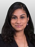 Shruti Barker, Covington Burling, Healthcare attorney