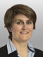 Charlotte Hill, financial services lawyer, Covington