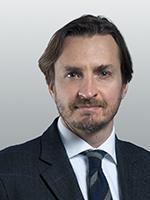 David Lorello, International trade lawyer, Covington