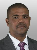 Deon Govender, Corporate finance attorney, Covington