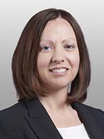 Erika Skougard, Corporate litigation lawyer, Covington