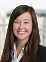 Sarah P. Hogarth, Litigation Associate, McDermott Will Emery Law firm