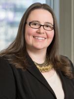 Marsha Indych, Litigation Lawyer, Drinker Biddle