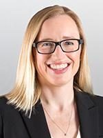 Ingrid Rechtin, Corporate finance attorney, Covington