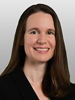 Kendra Roberson, Covington, Employee benefits lawyer