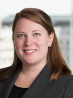 Ashley McMahon, Mc Dermott Law Firm, Antitrust and Regulatory Attorney