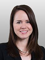 Paige Jennings, Covington, litigation attorney