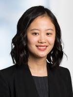 Evelyn Pang, Proskauer Rose, Litigation Department,  New york