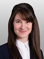 Rachel Snidow, Covington, Litigation lawyer