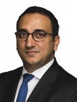 Sidanth Rajagopal Financial Attorney K&L Gates London, UK