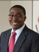 Rashad Morgan, Brinks Gilson Law Firm, Research Triangle Park, Intellectual Property and Litigation Law Attorney