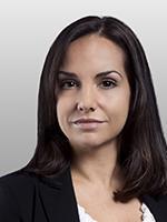 Sarah Crowder litigation attorney, Covington Burling