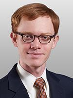 Tyler Evans, litigation lawyer, Covington