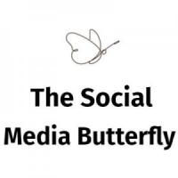 Social Media Butterfly Stefanie Marrone Consulting