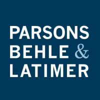 Parsons Behle & Latimer Law Firm Logo
