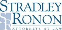Stradley Ronon Philadelphia Law Firm
