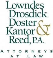 Lowndes, Drosdick, Doster, Kantor & Reed, P.A.