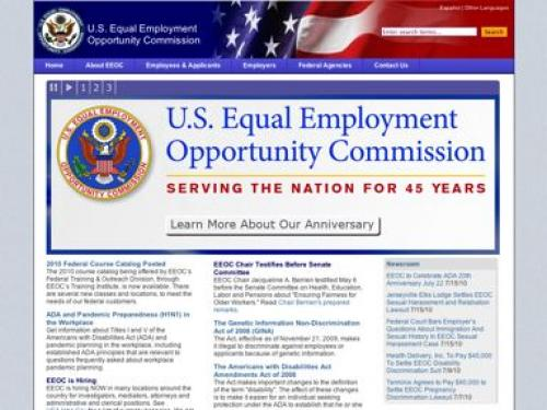 EEOC Presses Pause on Collection of EEO-1 Pay Data After This Year's September 30 Reporting Deadline (US)