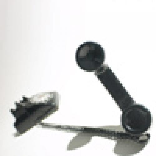 Hansen L handle Supreme new black Large L handle key-locking,free ship
