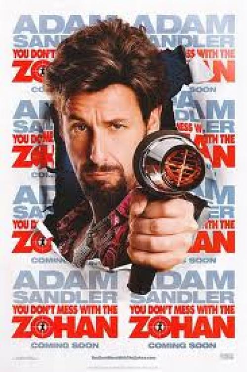 Really You Don T Mess With The Zohan The National Law Review