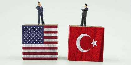 US Imposes Sanctions on Turkey over military offensive