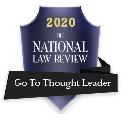 2020 Go-To Thought Leadership Award