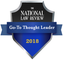 2018 Go To Thought Leader Award