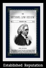 National Law Review a national law journal established in 1888