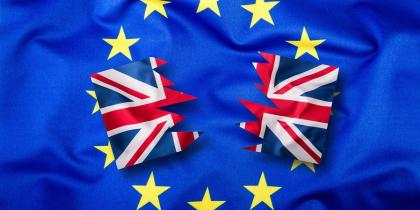 United Kingdom UK Elections lead closer to Brexit from European Union EU