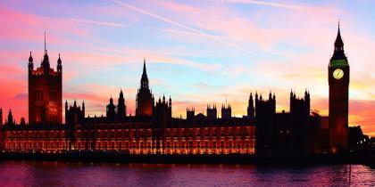 Parliament, UK, Sanctions