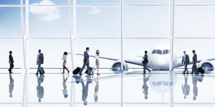 Airport, Travel, EB-5 Visa
