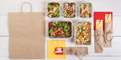 Food Packaging, California Bill Targets Food-Contact Paper
