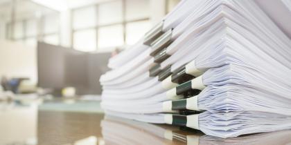 Survey, documents