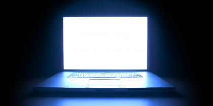 whitescreen computer, ransomware, FTC