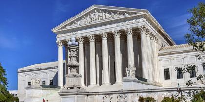 Supreme Court, Washington DC, Patent Act