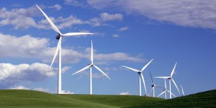 Wind mills, Massachusetts Legislation Spurs Offshore Wind Power Development